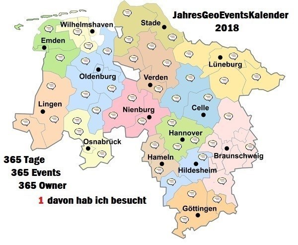 278/365 - Wo Niedersachsen zu seiner Mitte findet
